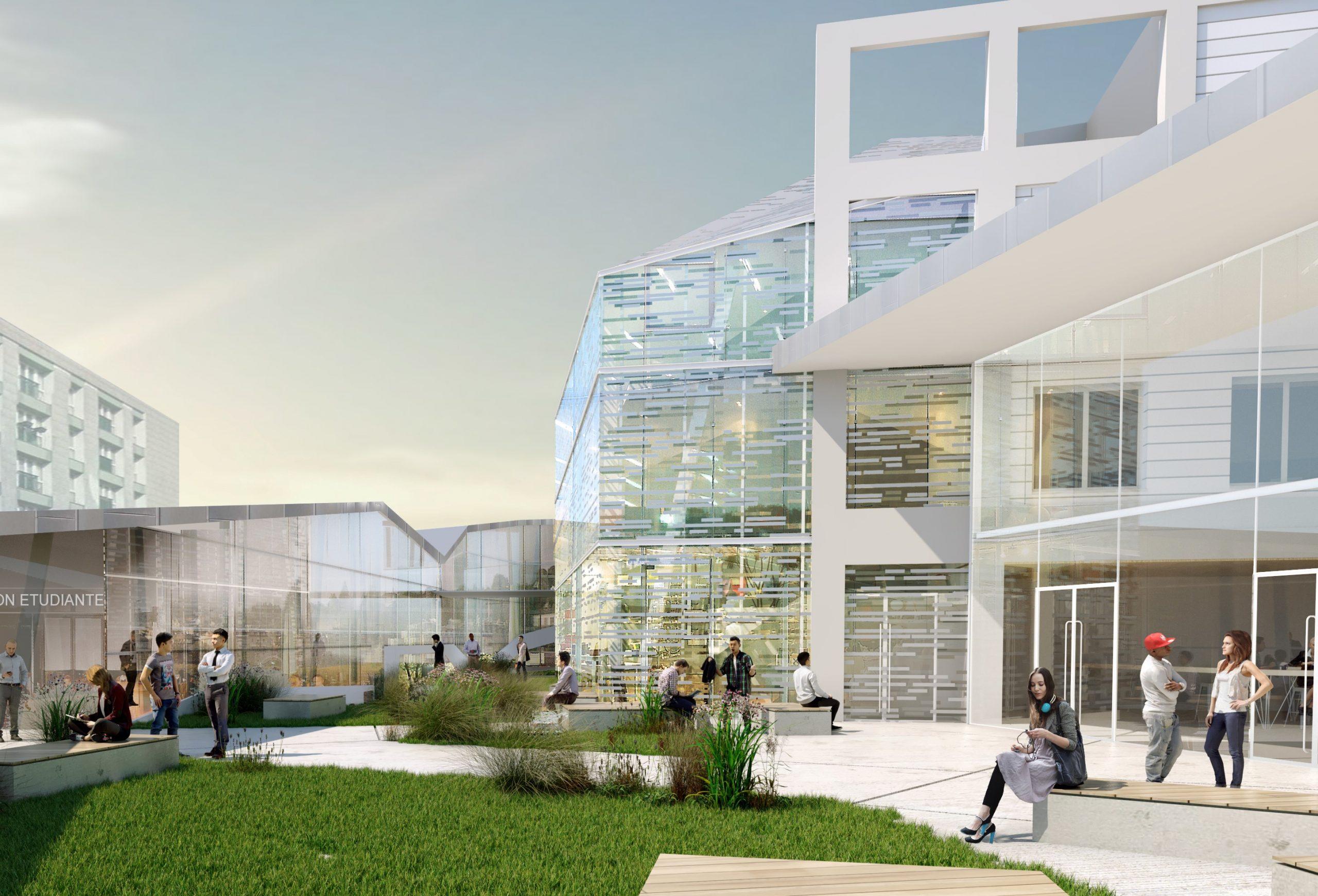 Project   Campus IÉSEG